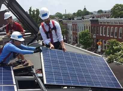 EEUU toma medidas para asegurar el acceso de todos los ciudadanos a la energía solar