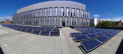 25 kW de energía solar en la Politècnica de Catalunya