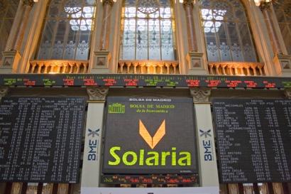 Solaria, la sonrisa económica de un sector deprimido