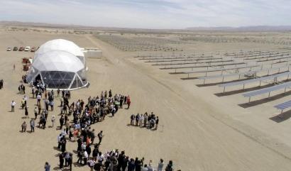 Solarpack inaugura su mayor instalación solar FV suramericana