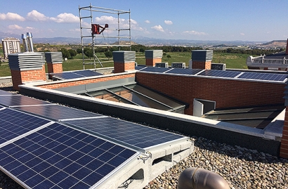 Una comunidad de vecinos de Logroño instala un sistema de autoconsumo que amortizará en poco más de ocho años
