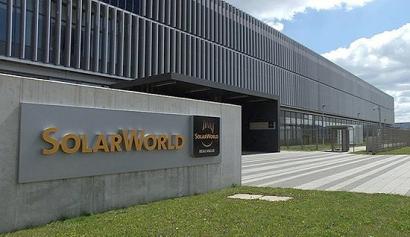 SolarWorld se recupera
