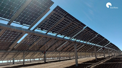Soltec suministra seguidores solares bifaciales para proyecto fotovoltaico en Israel