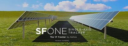 Soltec lanza el nuevo seguidor SFOne