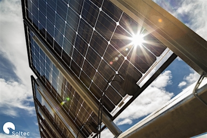 Soltec lidera la investigación en seguimiento solar bifacial
