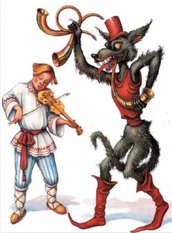 Soria y el lobo