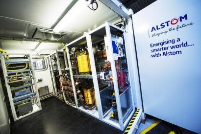 La batería MaxSine eStorage de Alstom, premiada por su capacidad para almacenar la energía solar