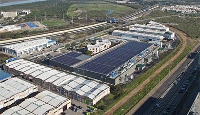 La fábrica de paneles fotovoltaicos de Gadir Solar se subasta el 6 de noviembre