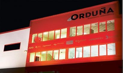 Suministros Orduña creció en 2017 un 25% respecto al año anterior