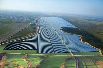 100 hectáreas fotovoltaicas