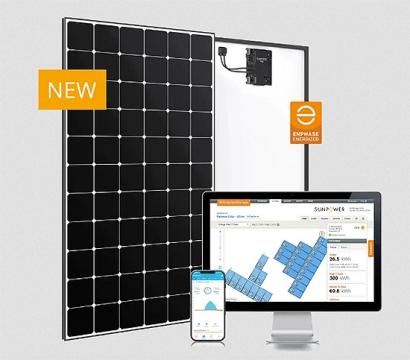 SunPower Maxeon AC, el primer panel solar del mercado que incluye salida de corriente alterna de serie