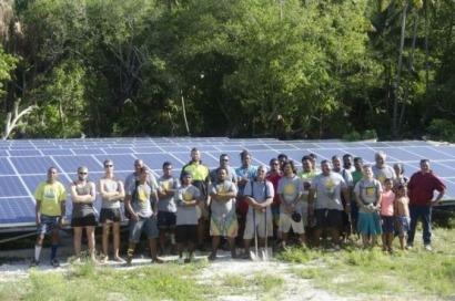 Tokelau, primer territorio del mundo en obtener toda la electricidad del sol