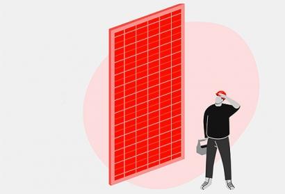 Paneles solares: ¿quién lo tiene más grande?