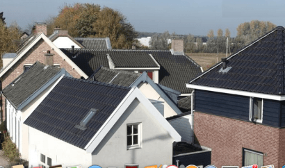 La teja solar convierte todos los tejados en aptos para la energía solar