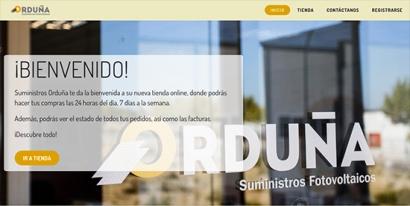 Suministros Orduña reabre su tienda online