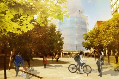 El proyecto Torre Solar de Sabadell viaja a Alemania