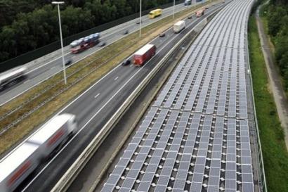 En Bélgica circulan trenes impulsados por energía solar