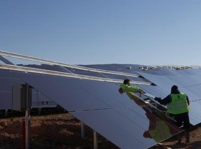 Conectados a red los mayores parques solares de Sudamérica