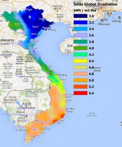 La fotovoltaica española conquista Vietnam
