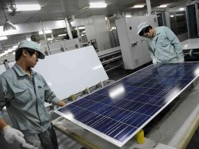Quiebra el gigante solar chino Wuxi Suntech