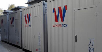 Wynnertech instala en China en solo una semana 59 inversores (114 megavatios) sobreponiéndose a temperaturas de hasta 50ºC