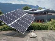 """Presentan un seguidor solar """"hecho a la medida"""" de los hoteles"""