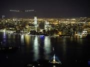 El Solar Impulse llega a Nueva York y concluye su travesía oeste-este