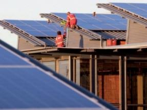 Lanzan incentivos fiscales para que las pymes puedan instalar sistemas fotovoltaicos para autoconsumo