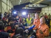 Solar Impulse llega a China