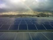 9REN instala sobre cubierta 600 kW fotovoltaicos en Tenerife