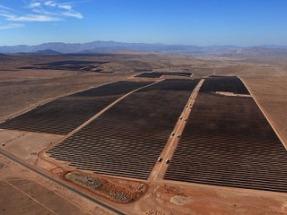 La planta fotovoltaica Puerto Libertad, con 339 MWp, será la mayor del país