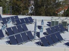 Paneles solares híbridos, para generar agua caliente además de electricidad