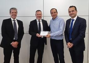 STI Norland es reconocida por Acciona como Mejor Proveedor de Producto