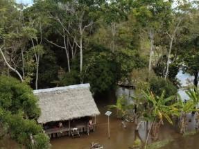 Más de 5.000 personas que viven zonas aisladas de la Amazonía reciben sistemas fotovoltaicos domiciliarios