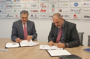 Aemer y Asolmex firman un convenio de colaboración bilateral