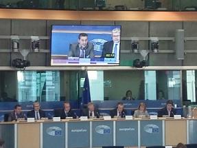 Extremadura defiende ante el Parlamento Europeo una regulación estándar y estable del autoconsumo