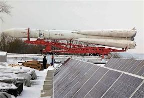 La Soyuz y un distribuidor fotovoltaico español, unidos por la energía solar