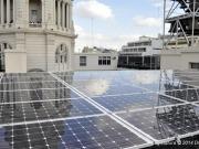 Buenos Aires: Fotovoltaica en la Legislatura