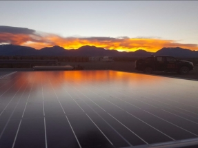Inauguran un parque fotovoltaico de 80 MW en la provincia argentina de San Juan