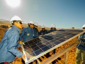 Jujuy: El parque fotovoltaico de Caucharí, de 300 MW, será el más grande de Latinoamérica