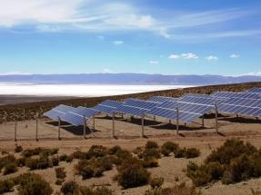 Jujuy: Inauguran una planta fotovoltaica con baterías de ion-litio en un pueblo sin conexión a la red eléctrica