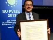 Gabriel Sala, Premio Becquerel de la Comunidad Europea