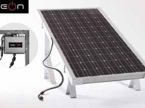 El kit solar doméstico de BeON Energy, premiado en South Summit 2018
