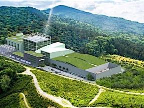 Bikote Solar instala una planta fotovoltaica en la incineradora de Zubieta, en Gipuzkoa