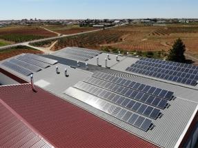 La cooperativa Biochamp instala 100 kW de autoconsumo fotovoltaico en Albacete