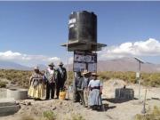 Avanzan los sistemas de abastecimiento de agua con fotovoltaica