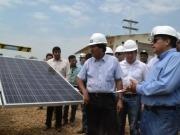 Inauguran una planta fotovoltaica de 60 kW