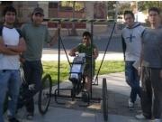 A punto el vehículo para Atacama Solar 2014