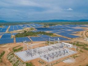 El complejo fotovoltaico Coremas, de 300 MWp, que acaba de inaugurar su tercera etapa, tendrá más de 3.000 seguidores solares de STI Norland