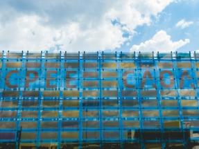 Goiás: Instalan la fachada de vidrio con película fotovoltaica más grande del mundo